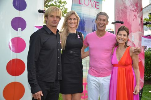 Hamptons Paddle and Party for Pink