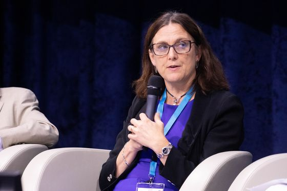 EU Trade Chief Says U.S. Car Tariff Threat 'Not Based on Facts'