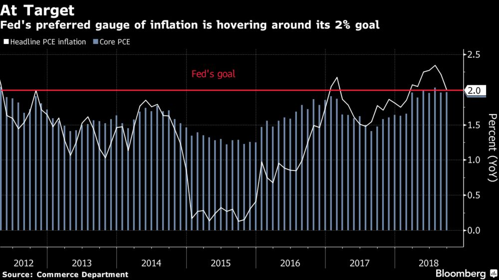 Greenspan Says U.S. May Be Seeing the First Signs of Inflation