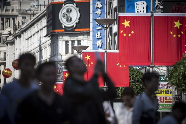 General Views Of Shanghai As China's Lingering Deflation Risks Offer Room For More Easing
