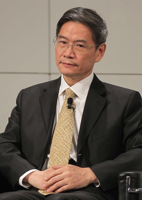 Chinese Vice Minister of Foreign Affairs