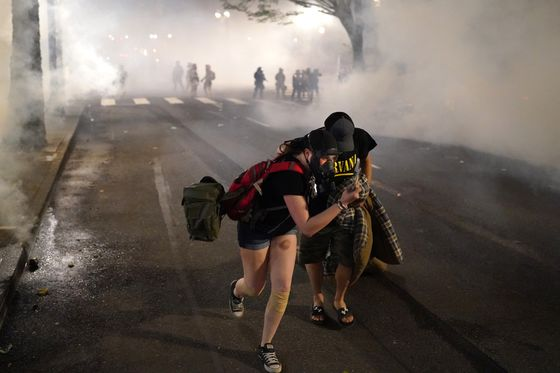 Trump Escalates Tensions With States and Cities Over Police Surge