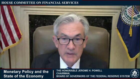 Fed Says Economy Strengthening Amid Disruptions, Labor Shortages
