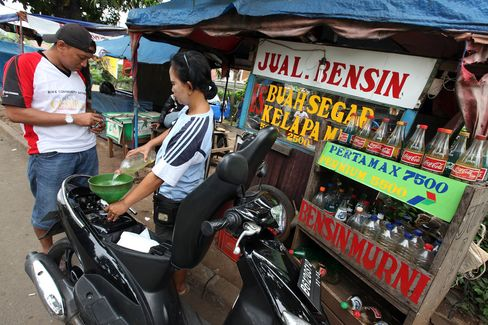 Indonesia Approves Phased-In Limits On Subsidized Fuel Sales