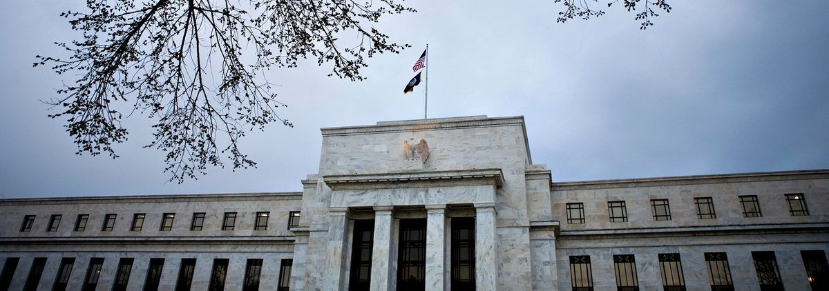 U.S. Cuts Borrowing Estimate With Fed Slowing Balance Sheet Runoff