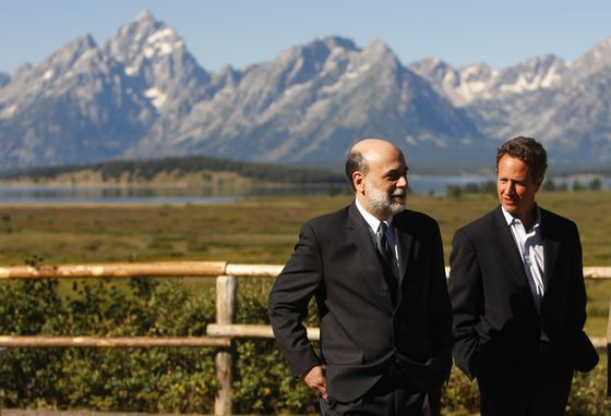 Jackson Hole's Greatest Hits Keep Focus on Fed's Annual Retreat