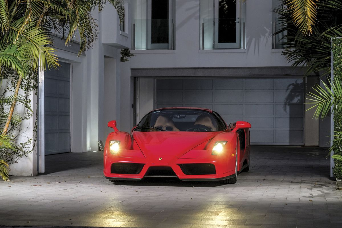 Fashion Ferrari