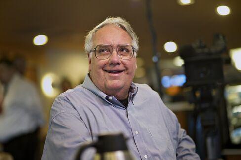 Berkshire Hathaway Inc. Director Howard Buffett