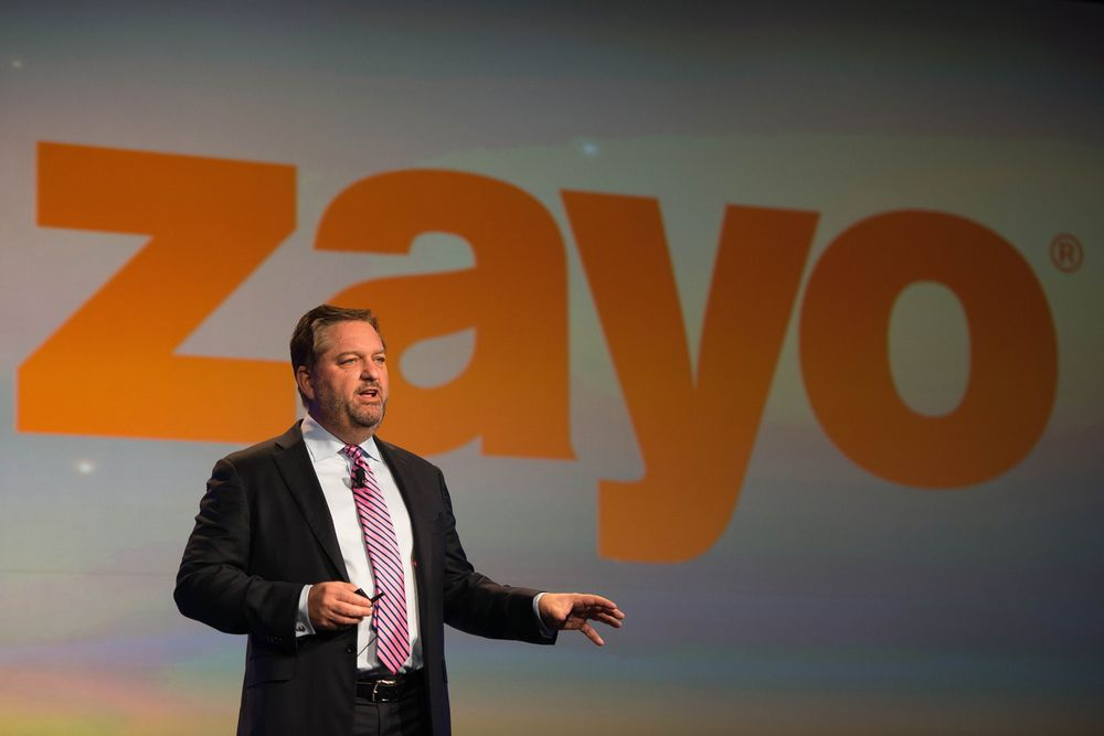 Zayo Is Said to Get Interest From Blackstone-Stonepeak Group