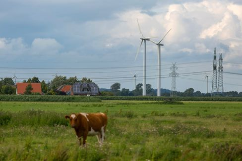 German Onshore Wind Banks on Second-Half Boom to Reach Target