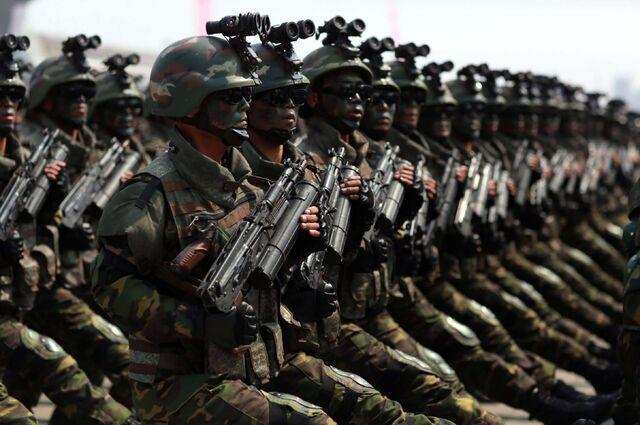 North Korea's ICBMs Have 'Important Shortfalls,' Pentagon Says