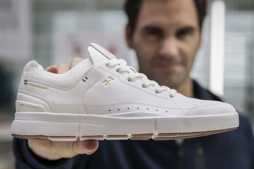 relates to Roger Federer-Backed Shoe Brand Booms as Lockdowns Spur Running