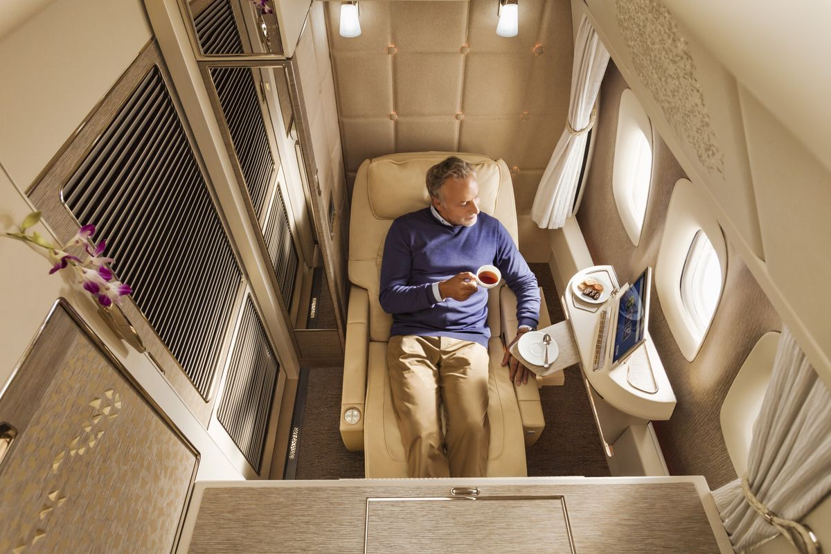 Emirates Doubles Down on Luxury With Upgraded First-Class Cabins