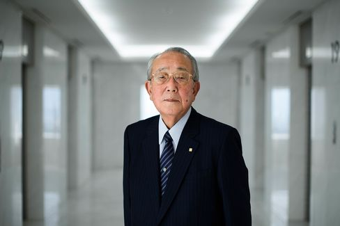 Kyocera Corp. Founder Kazuo Inamori Interview