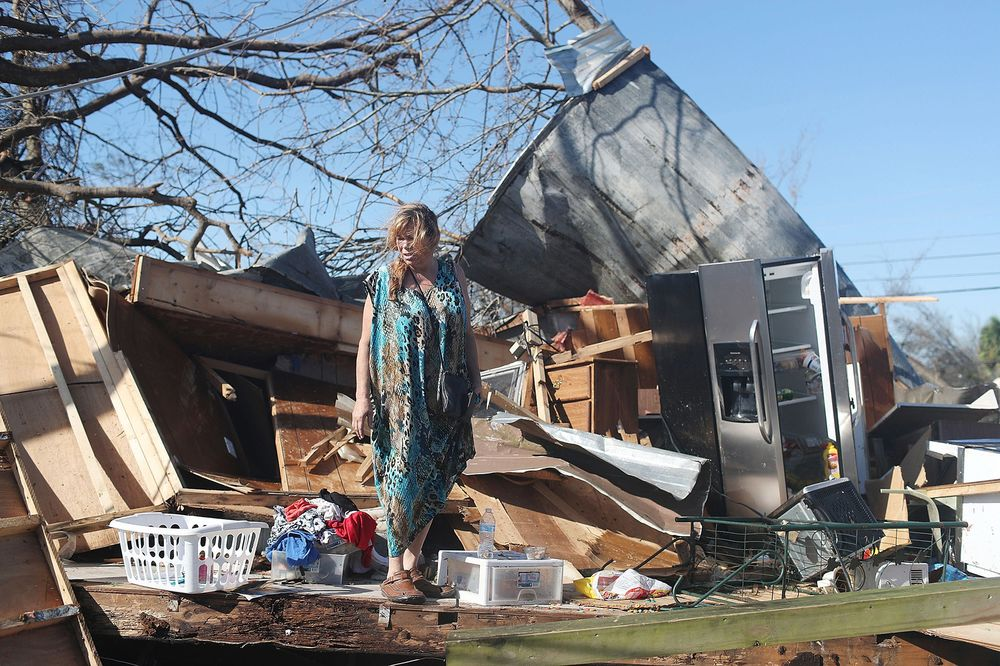 Hurricane Michael: Price Tag Could Reach $25 Billion - Bloomberg