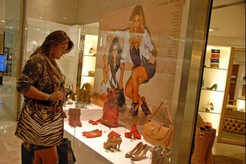 Tiffany Chases Brazilian Shoppers to Hometown Sao Paulo