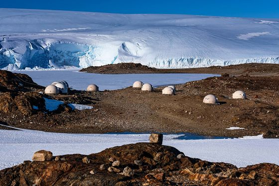 How to Build a Hotel in Antarctica