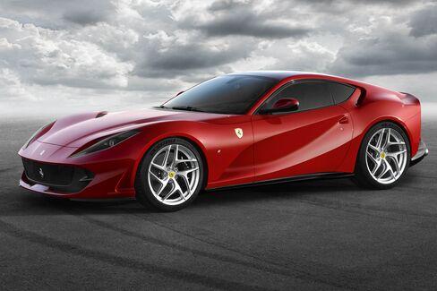 フェラーリ「812スーパーファスト」