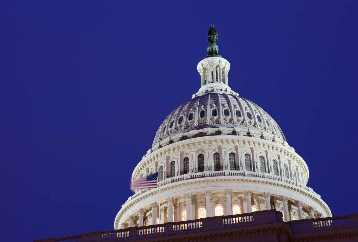 Silicon Valley Cozies Up to Washington, Outspending Wall Street 2-1