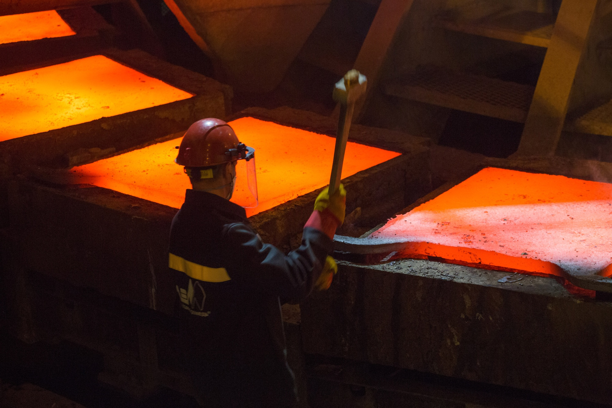 Russian Gold Bar Production At Ural Mining And Metallurgical Co.