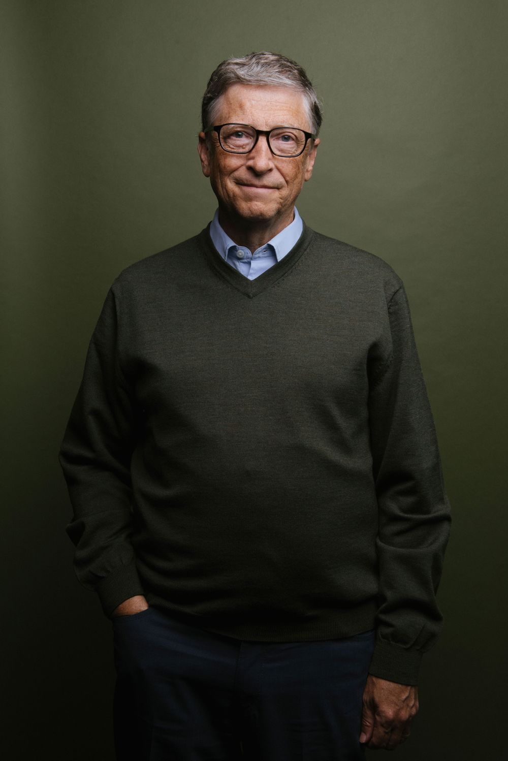 Bill Gates on Climate Change and Adapting to Warmer World - Bloomberg