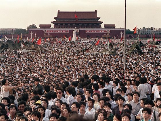 As World Remembers Tiananmen Deaths, China Says It's the Victim