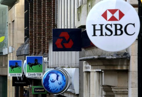 U.K. Banks to Face Pain