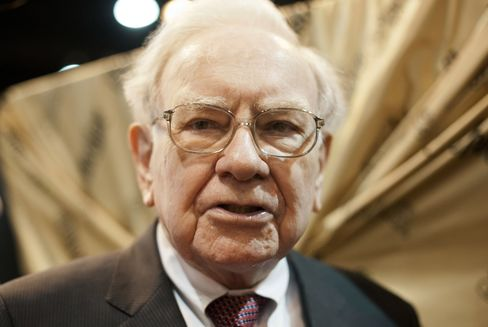 Berkshire Hathaway's Warren Buffett