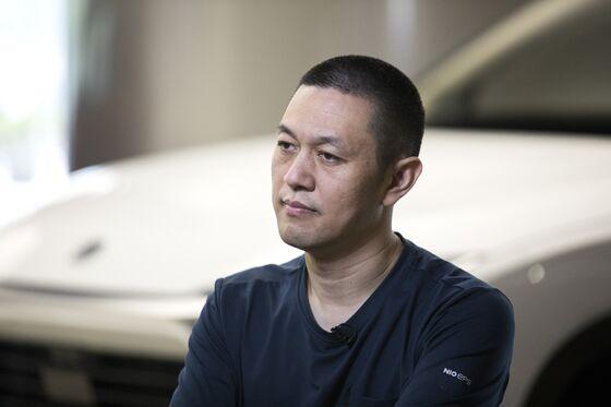 Electric-SUV Maker Nio to Add Sedans as Tesla Rivalry Heats Up