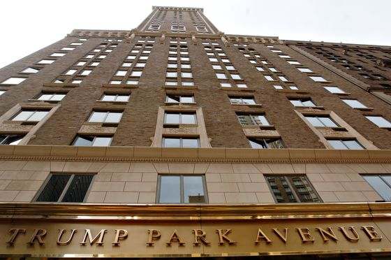 Trump's Loan Extension on a Manhattan Building Shows His Debt Options