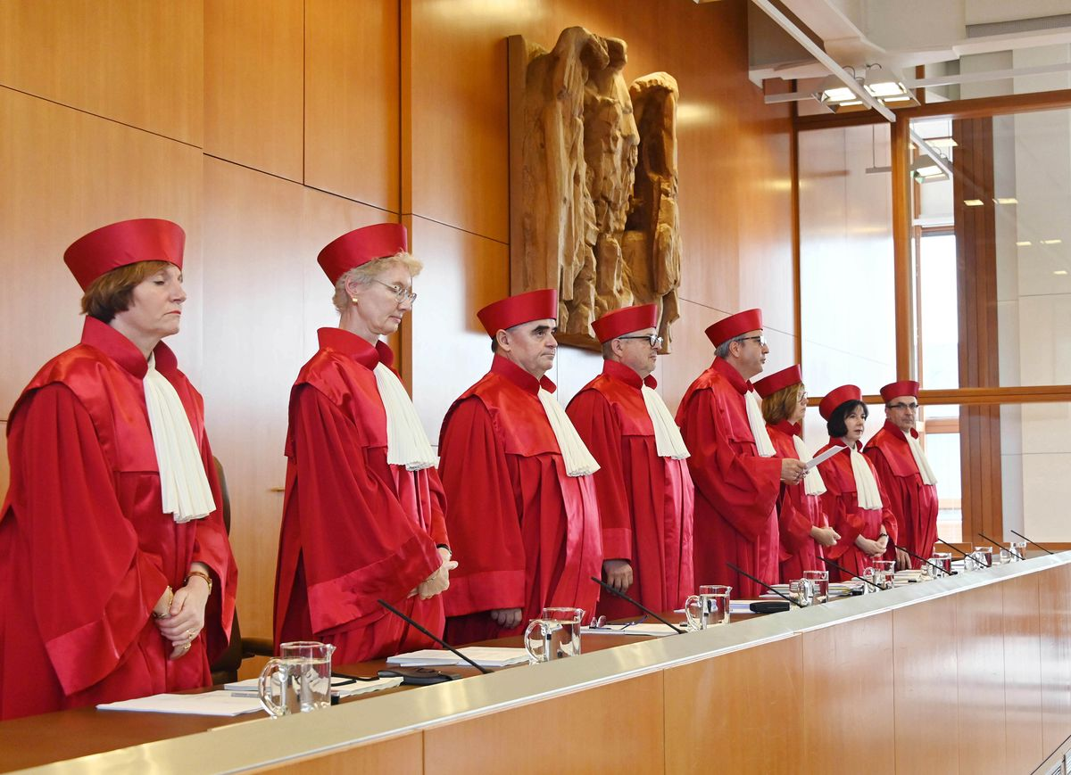 The 'Collateral Damage' of ECB's QE Worries Top German Judges