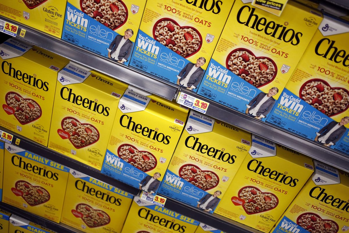 General Mills Aims to Halve Food Waste by 2030