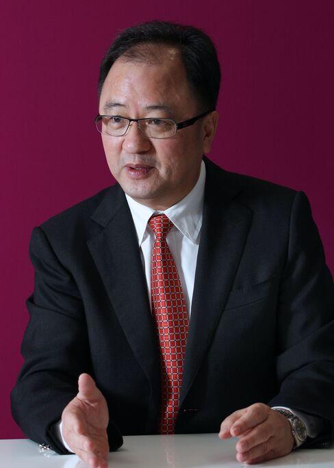 IJM Corp. CEO Teh Kean Ming