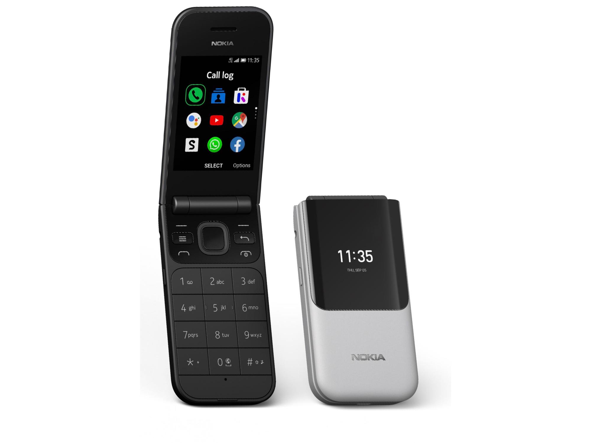Snake Helped Sell 10 Million Retro Nokias, Flip-Phone Is