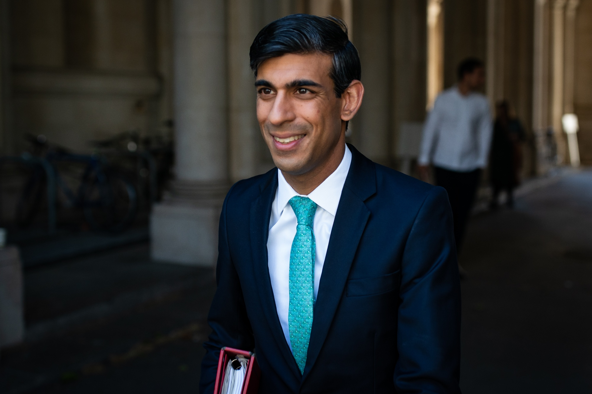 Rishi Sunak Is Having The Wrong Conversation On U K Taxes Bloomberg