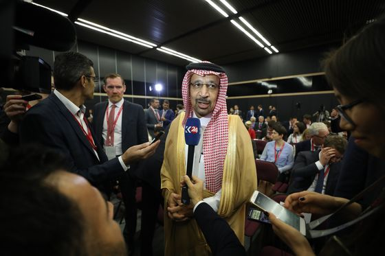 Saudi Oil Minister Says Aramco IPO Is `Most Likely' in 2019