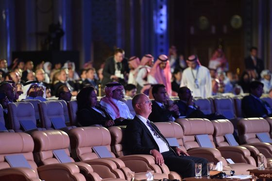 Saudis Sign Deals From Energy to Metals in Bid to Salvage Forum