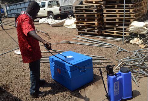 Ebola Virus in Guinea