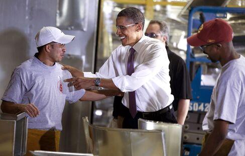 Barack Obama Jobs