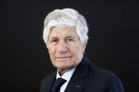 Publicis Group SA CEO Maurice Levy