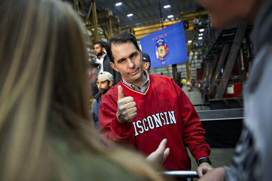 WisconsinGovernor Scott Walker Concedes to Democratic Challenger