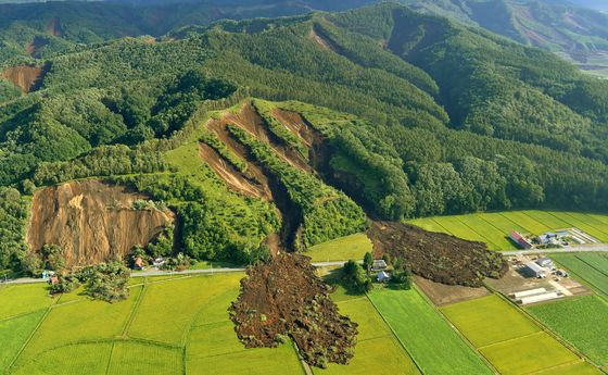 Quake-Struck Hokkaido Accounts for 3.5% of Japan's Economy