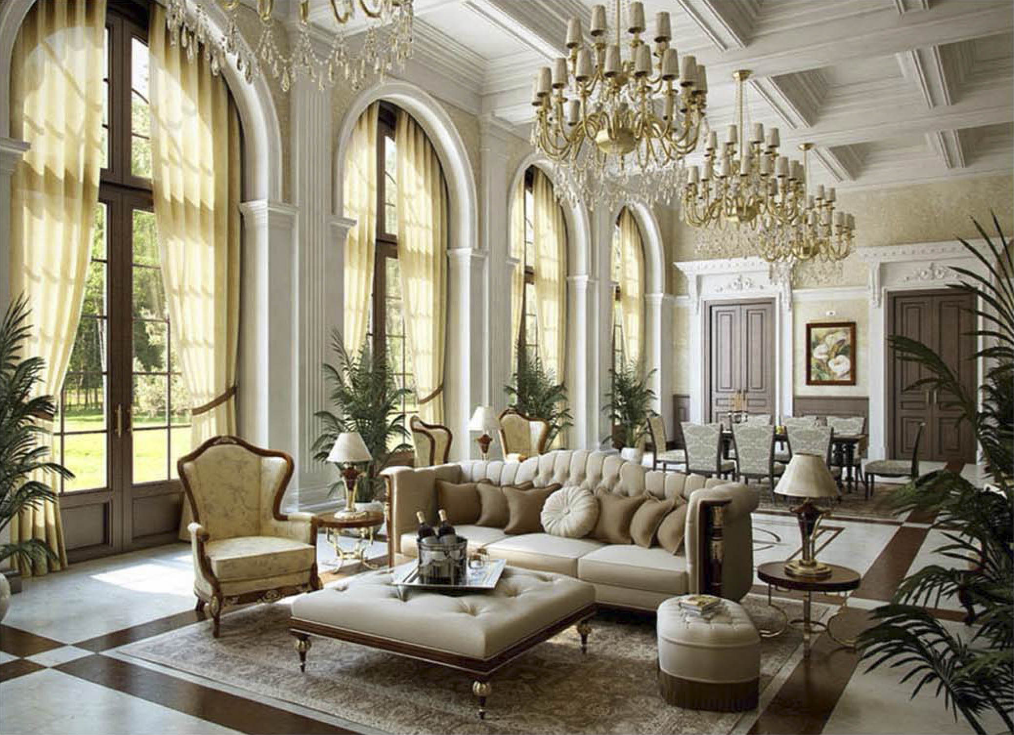 Doughty House London Is 130 Million Palace With Thames View Bloomberg