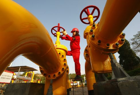 China Fracking Quake-Prone Province Shows Zeal for Gas