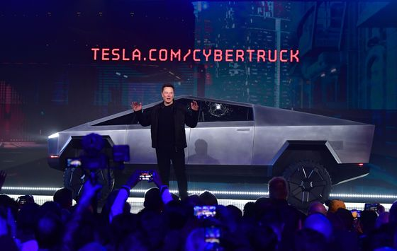 Tesla Delays Cybertruck by a Year to Late 2022, Electrek Says