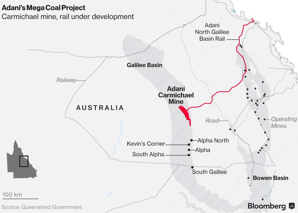 a698343f6b9 Great Barrier Reef Pitted Against Coal Jobs in Australia Vote ...