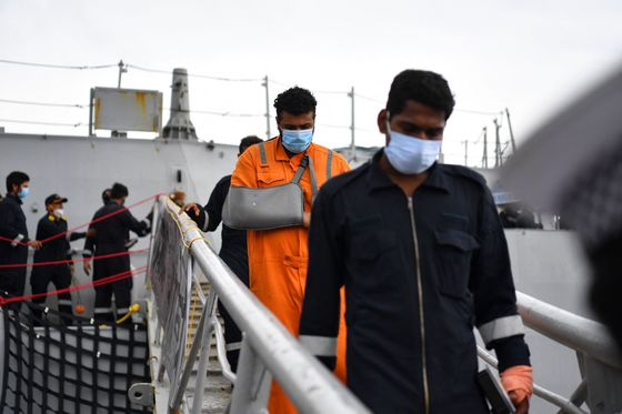 Survivors Tell a Harrowing Tale of Lapses in India Sea Disaster