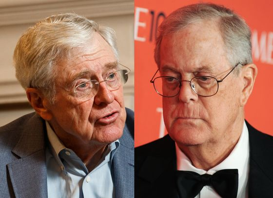 Koch Brothers-Linked Group Declares New War on Unions