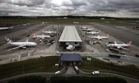 Invepar Consortium Wins Guarulhos Airport in Brazil Auction