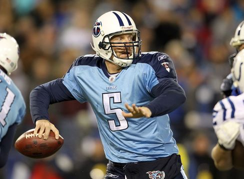 Kerry Collins Retires After 16 Seasons